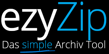ezyZip - Das simple Archiv Tool