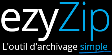ezyZip Loutil darchivage simple